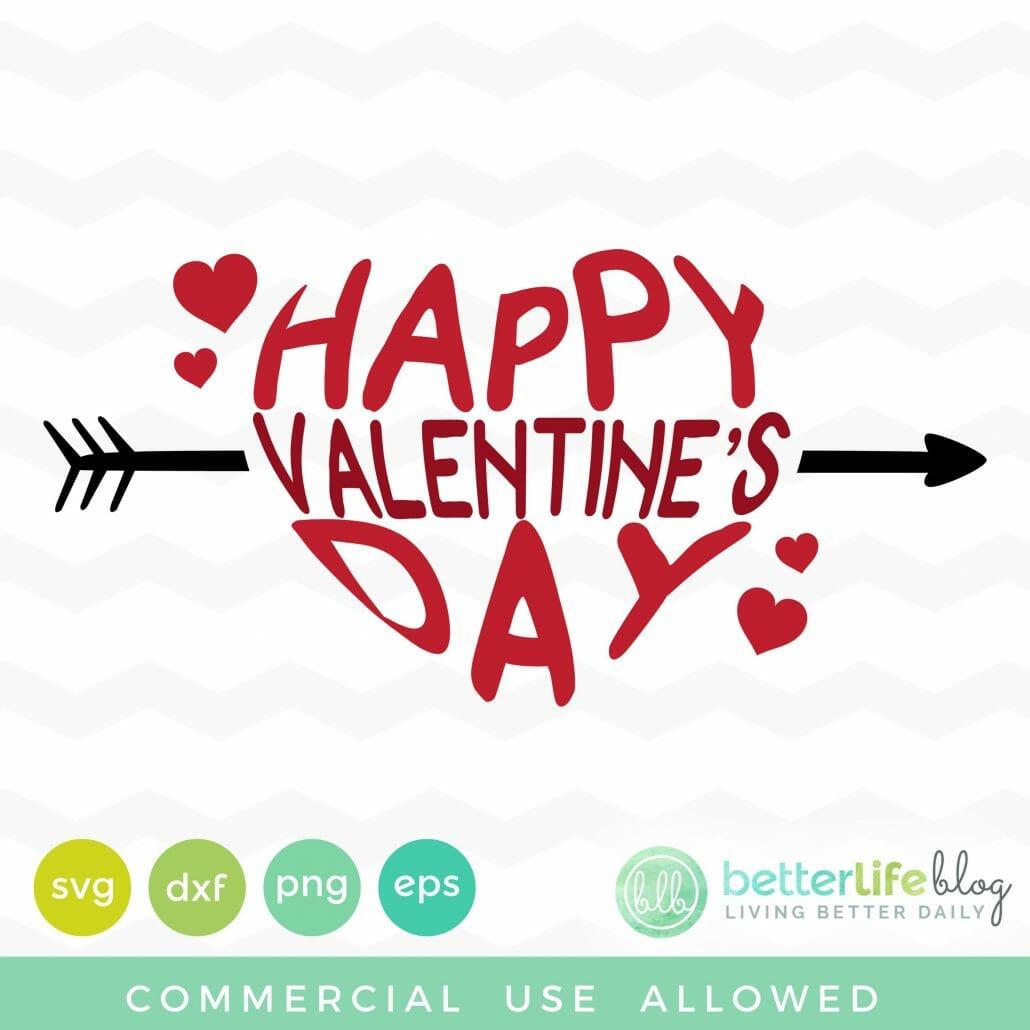 Valentine's Day SVG Bundle – Cut Files for Valentine's Day