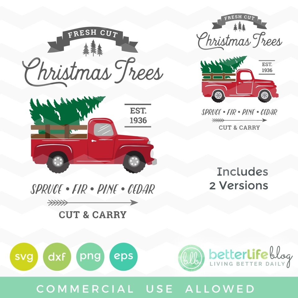 Christmas Jeep Silhouette.My Christmas Shirt 2 Variations Free Svg Cut File