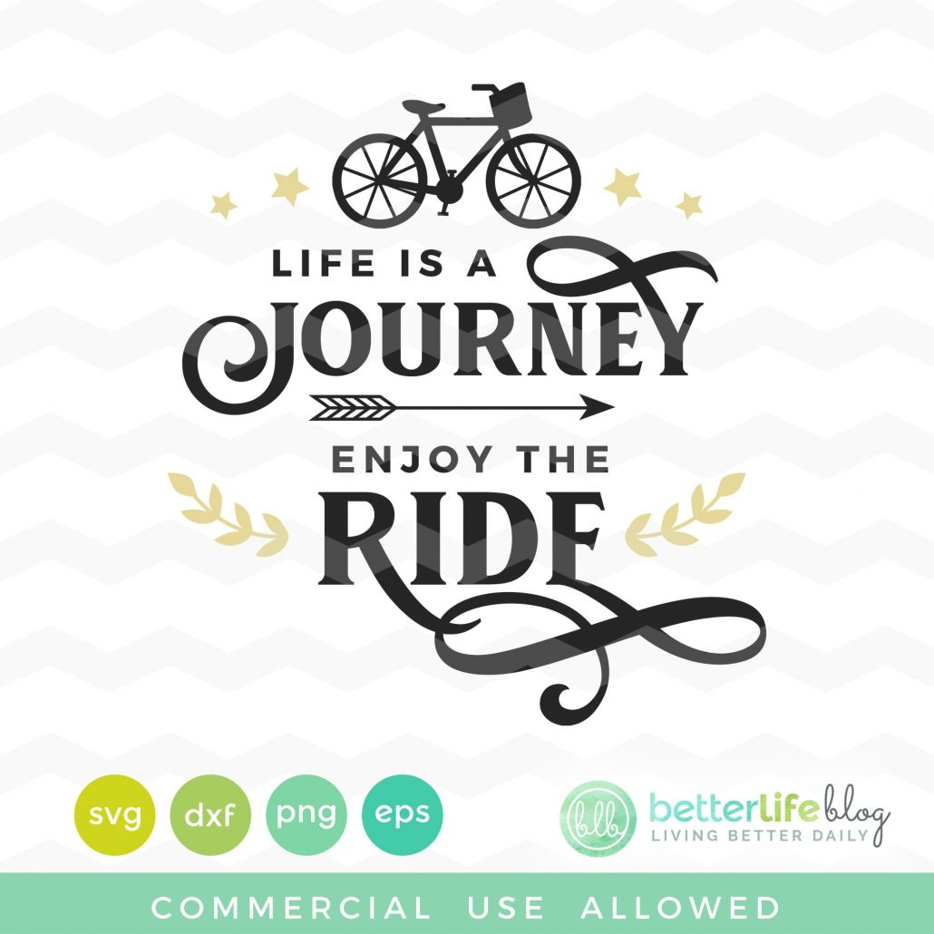Life is a Journey SVG