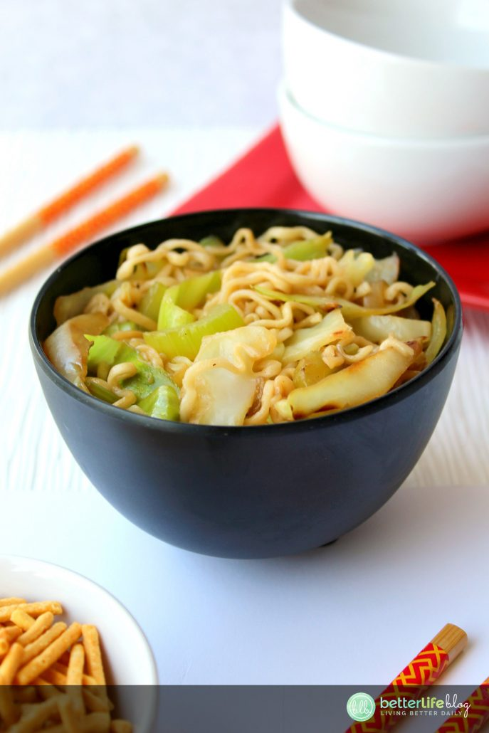 This 15-minute dinner tastes so much like Panda Express' famous Chow Mein. We hope your family enjoys this Copycat Panda Express Chow Mein as much as our family does!
