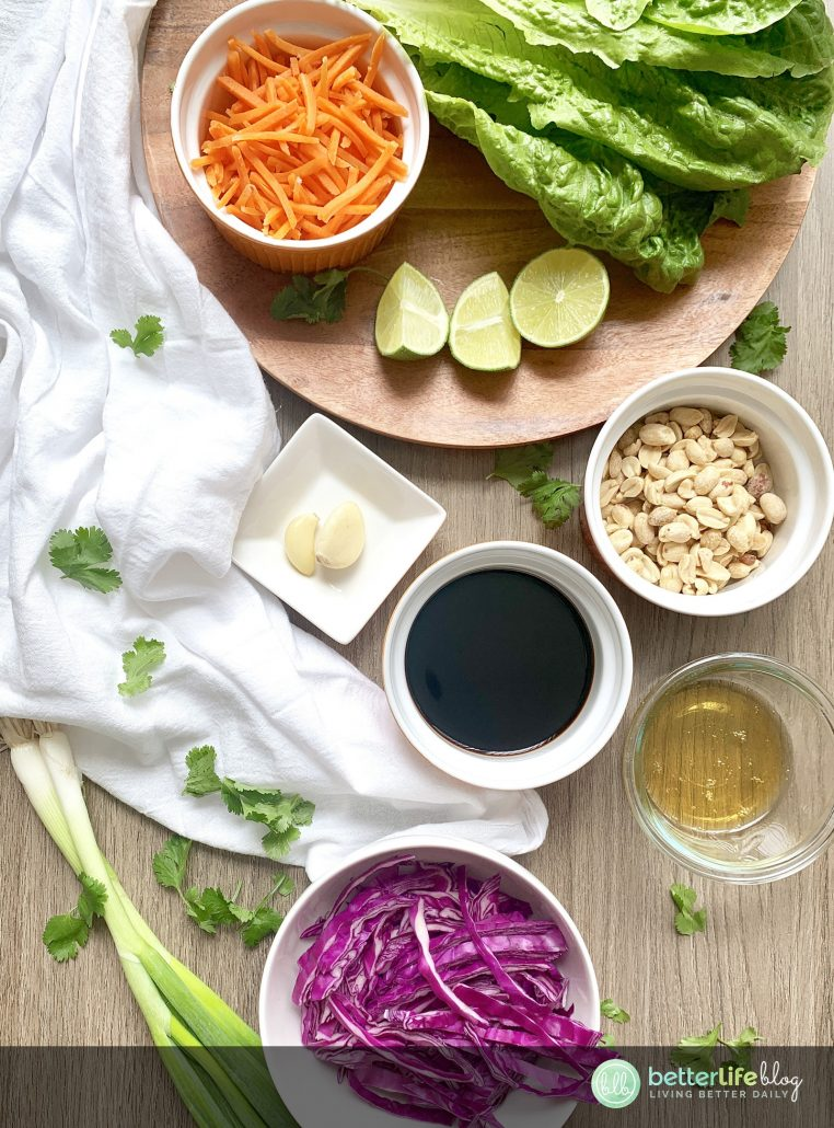 These Asian Turkey Wraps have an authentic taste and unique flavor profile. It's easy to whip-up and makes a great (and healthy!) lunch option.