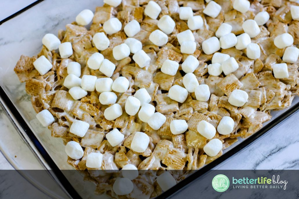 These delicious S'mores Bars don't require a campfire! With my homemade bars, you can get the delicious flavor of s'mores with just a few easy steps.