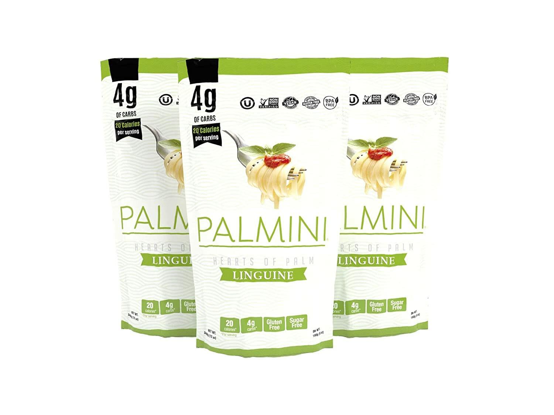 Keto Palmini Noodles