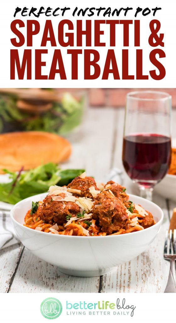 My Instant Pot Meatballs are full of delicious flavor, jam packed with a unique blend of spices like garlic powder, red pepper flakes and Italian seasoning. They're so easy to make and your family will absolutely adore them!