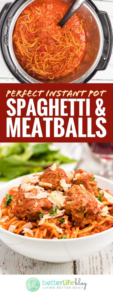 These Instant Pot Meatballs are tender and juicy, with tons of flavor. Every family needs a homemade meatball recipe on their roster and these meatballs are surefire!