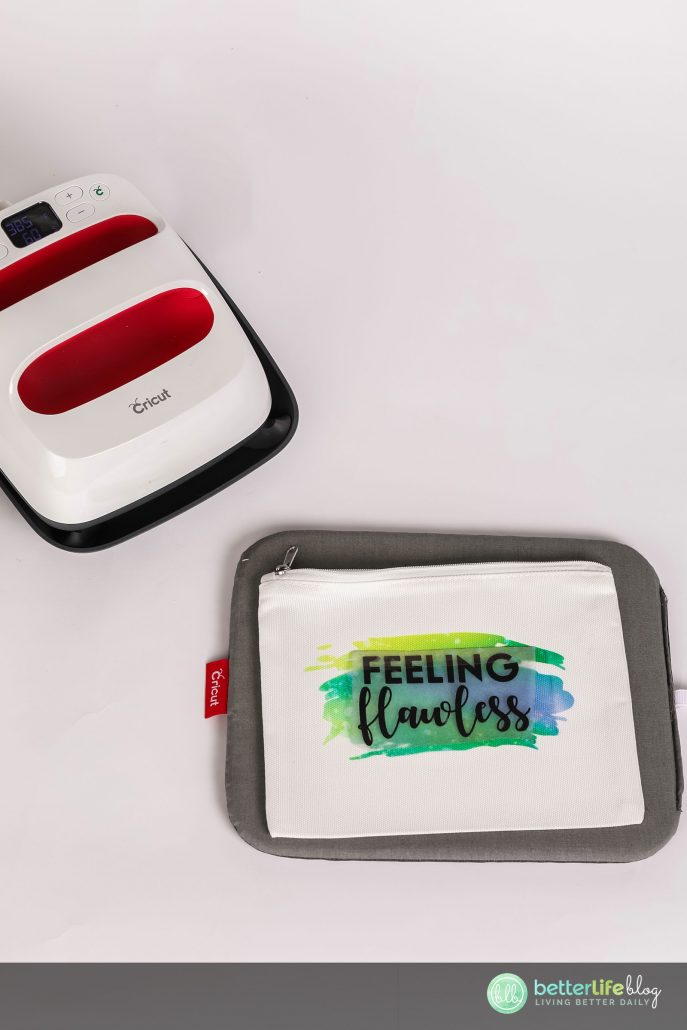 How to layer infusible ink with a Cricut or Silhouette - it's not as hard as it seems! Be sure to read my full instructions and easy step-by-step directions to use infusible ink for your next DIY project.
