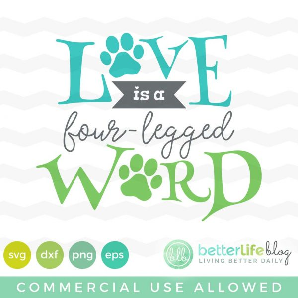 Pet Love SVG