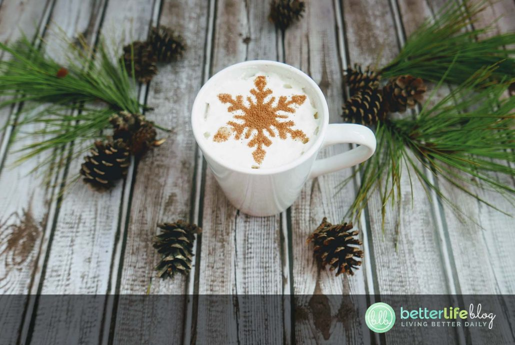I decided to go the extra mile to spruce-up my serving of hot chocolate with a gorgeous snowflake stencil. Today, I'm going to show you how to make a snowflake stencil of your very own - and with your Cricut Machine!